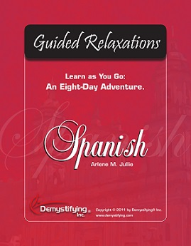 Spanish guide book cover