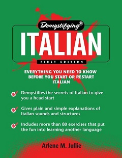 Italian guide book cover